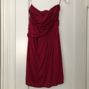 Express Satin Dress